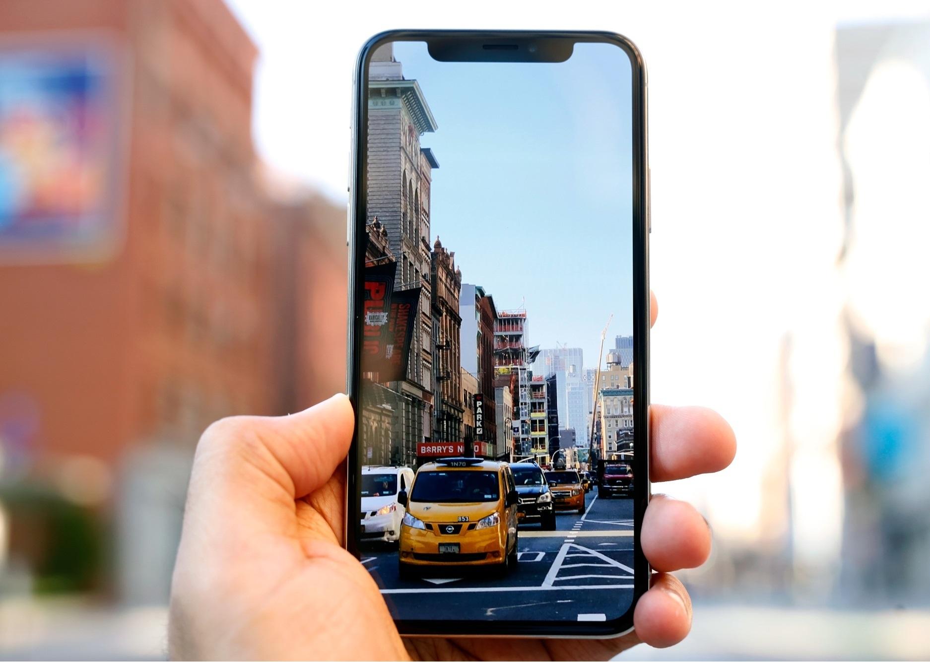 iphone x экран